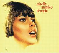 Cover Mireille Mathieu - Olympia [2015]
